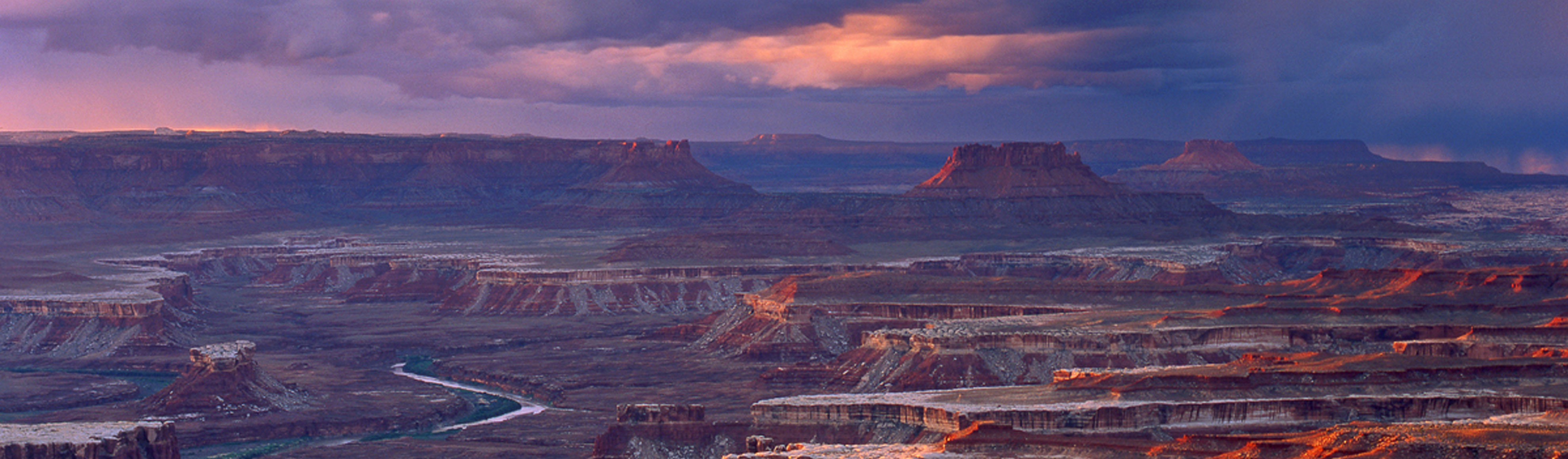 Landscape picture of Canyonlands National Park, Utah