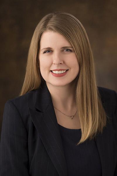 Headshot of Juliette Tennert