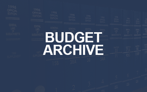 Budget archive