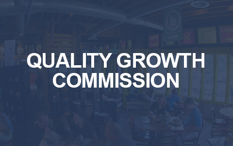 QUALITY GROWTH COMMISSION