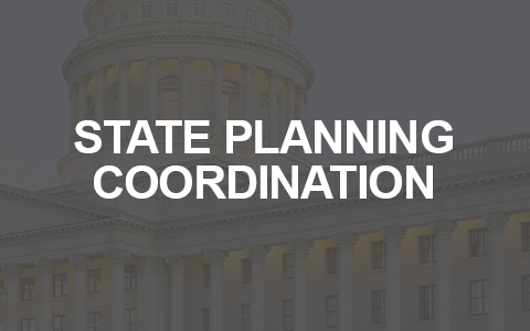 STATE PLANNING COORDINATION