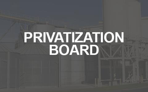 Privatization board